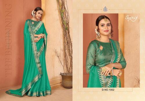 Saroj Saree Quality 1002 Price - 645