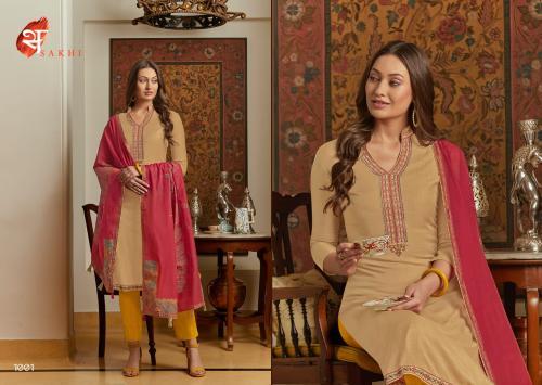 Swagat Fashion Sakhi 1001-1008 Series