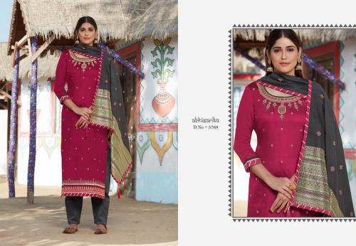 Kessi Fabrics Rajgharana 5768 Price - 949