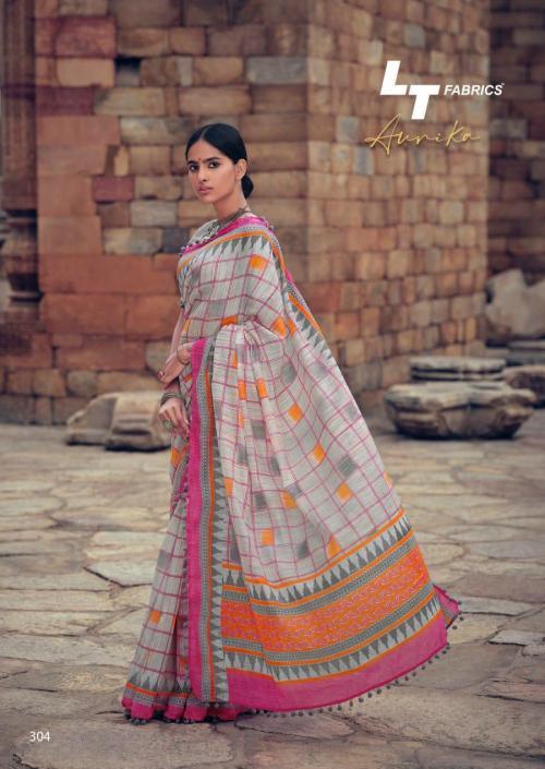 Lt Fabrics Nitya Aurika 304 Price - 570