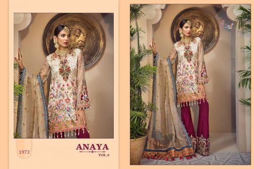 Shree Fabs Anaya 1973 Price - 1499