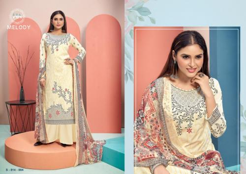 Harshit Fashion Hub Melody 814-004 Price - 950