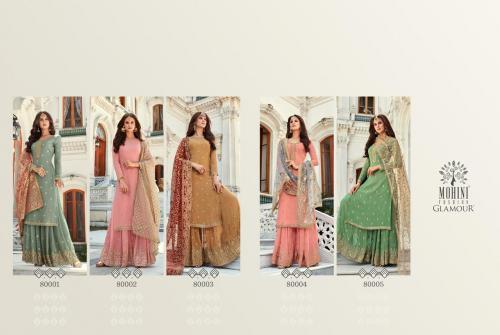Mohini Fashion Glamour 80001-80005 Price - 12975
