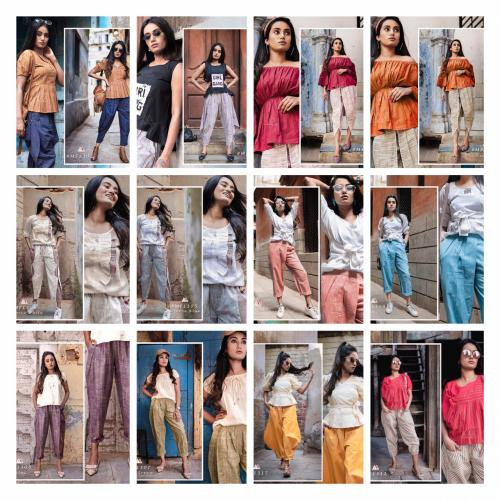 Mesmora Fashion Fanstasy Khadi MF 1301-MF 1312