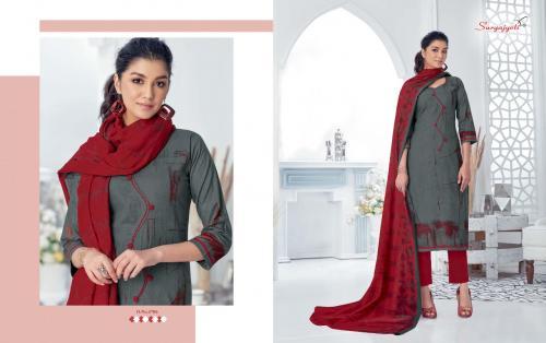 Surya Jyoti Trendy Cotton 4706 Price - 465