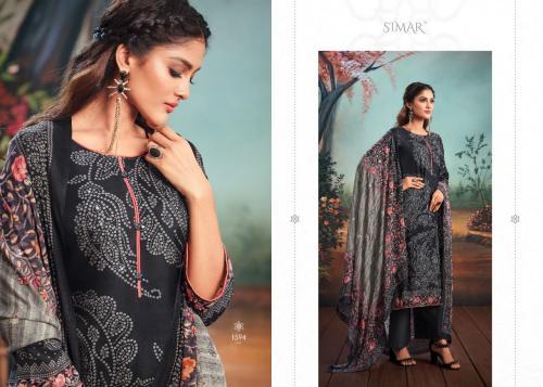 Glossy Simar Saavan 1594 Price - 1695