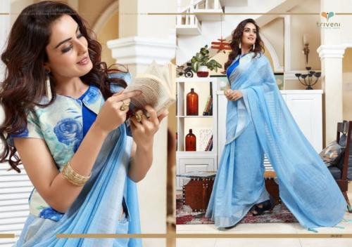 Triveni Saree Nakshita 25121 Price - 831