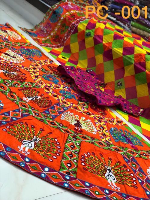 Designer Navratri Special Lehenga Choli PC 001 Price - 2495
