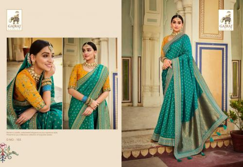 Gajraj Fashion 103 Price - 2850