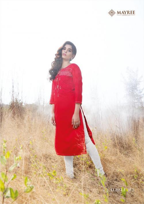 Mayree India Albeli 202 Price - 525