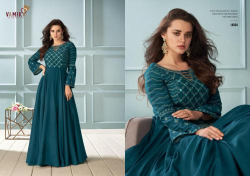 Vamika Fashions Amorina 14004 Price - 1245