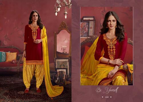 Kessi Fabrics Shangar By Patiala House 5335 Price - 1099