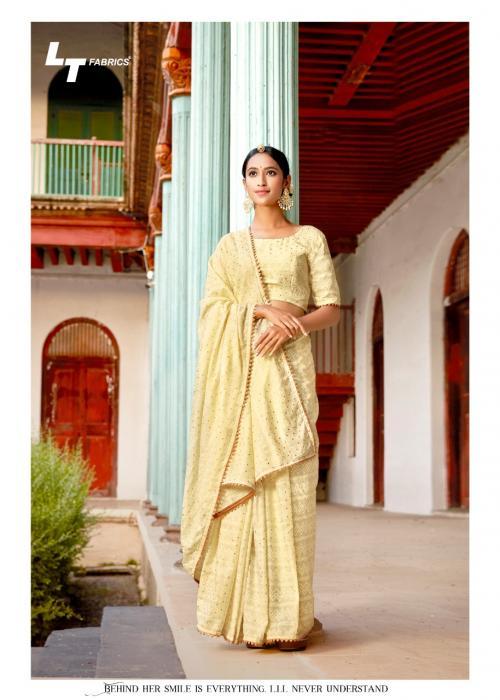 LT Fabrics Nitya Khara Kapas 10004 Price - 1195