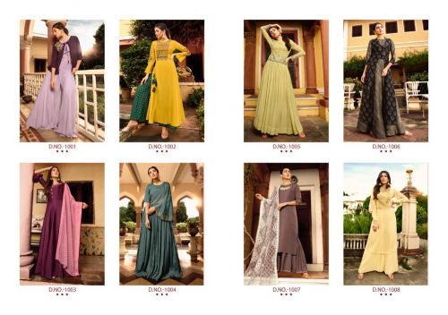 LT Fabrics Nitya NX 1001-1008 Price - 14392