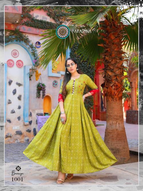Aradhna Fashion Bonanza Vol-1 1001-1012 Series