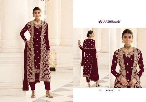 Aashirwad Creation Jacket 8413-B Price - 2495