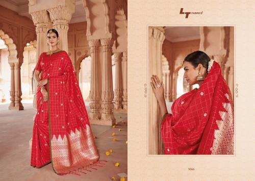 LT Fabrics Nitya Brahmi 3066 Price - 595