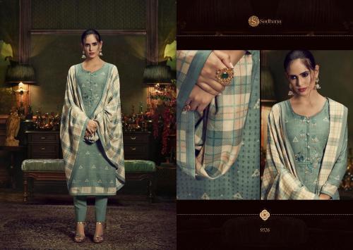 Sadhana Fashion Burberry 9526 Price - 750