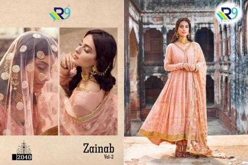 R9 Zainab Vol-2 2040-2045 Series