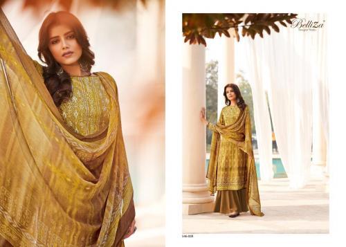 Belliza Designer Vogue 546-009 Price - 700