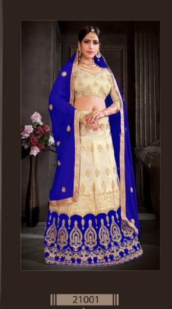 Natraj Lehenga Sangeetha 21001 Price - 1500