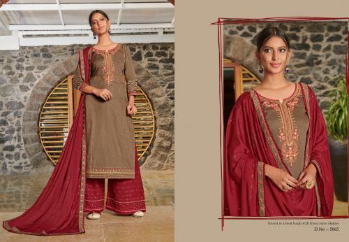 Kessi Fabric Safari 5865 Price - 949