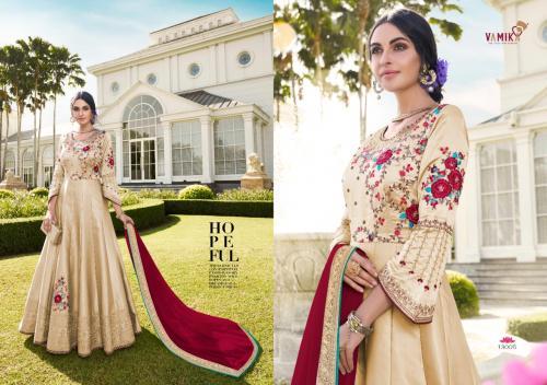 Arihant Vamika Elegant 13005 Price - With Bottom-1825,, Without Bottom-1745