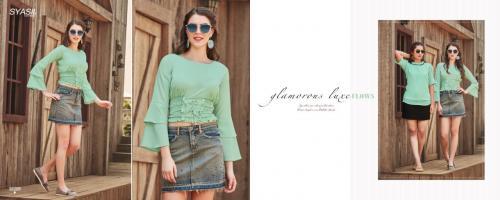 Syasii Designers Sumeer Beauty 1009 Price - 395