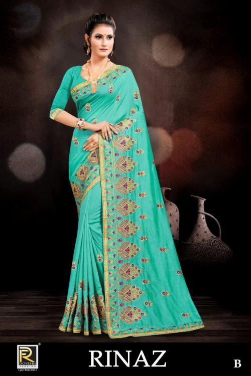 Ranjna Saree Rinaz -B Price - 855
