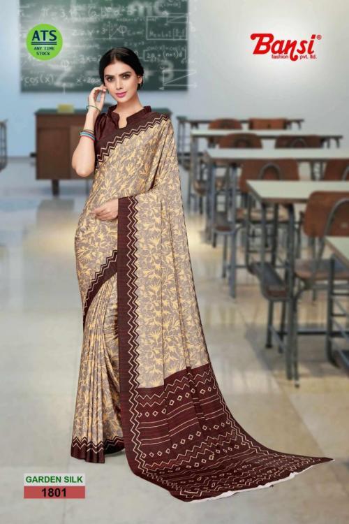 Bansi Fashion Garden Silk 1801 Price - 725
