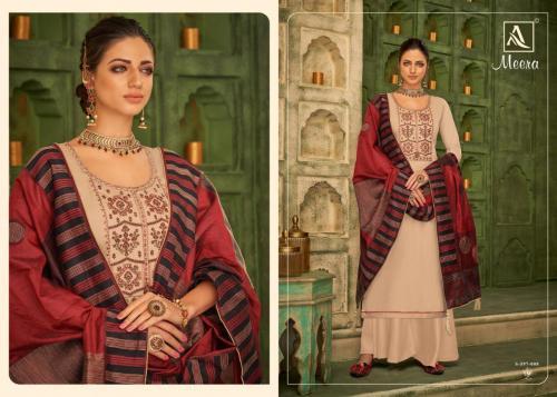 Alok Suits Meera 597-008 Price - 965