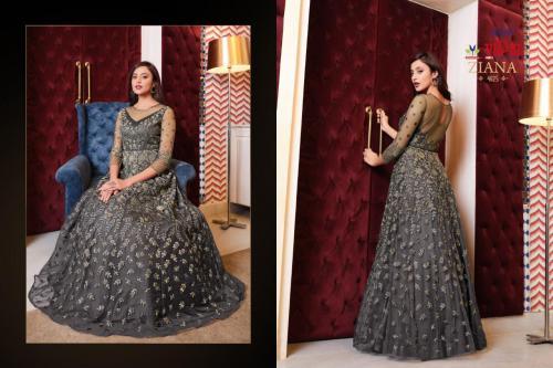 Vipul Fashion Ziana 4625 Price - 3226