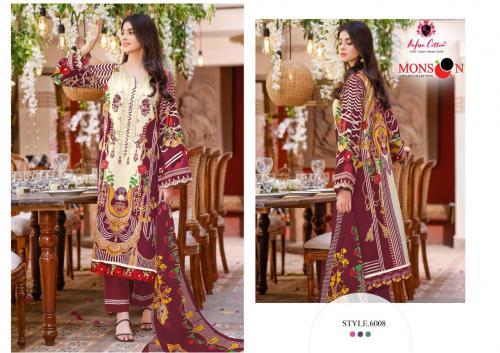 Nafisa Cotton Monsoon 6008 Price - 399