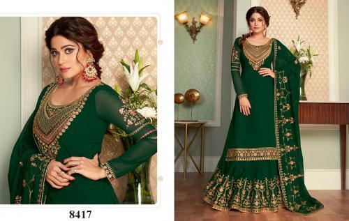 Aashirwad Creation Saara 8417 Price - 2895