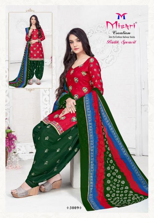 Mishri Creation Batik Special 3009 Price - 430