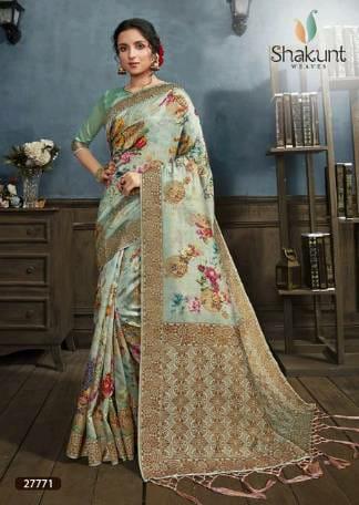 Shakunt Saree Dashing 27771-27774 Series