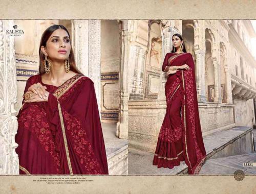 Kalista Fashion Siya 38321-38326 Series