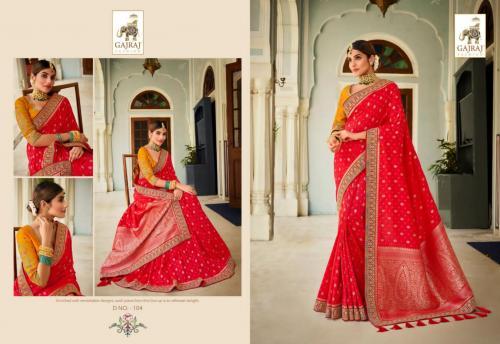 Gajraj Fashion 104 Price - 2990