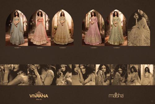 Maisha Maskeen Vivaana 21001-21005 Price - 25475