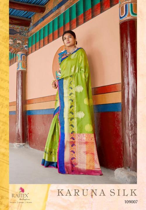 Rajtex Karuna Silk 109007 Price - 1300
