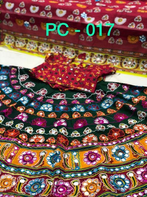 Designer Navratri Special Lehenga Choli PC 017 Price - 2495