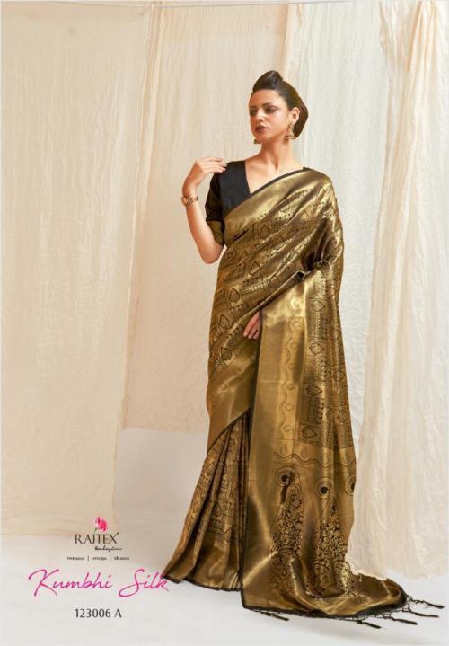 Rajtex Kumbhi Silk 123006 Limited Edition Colors