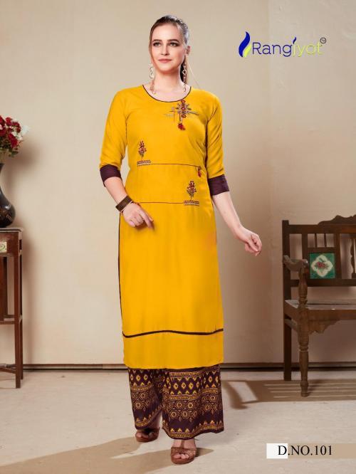 Rang Jyot Morie 101 Price - 615