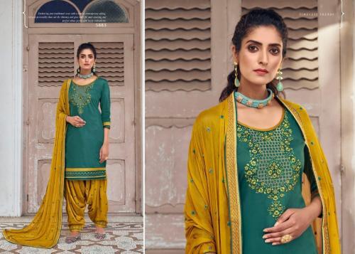 Kessi Fabric Patiala House 5883 Price - 849