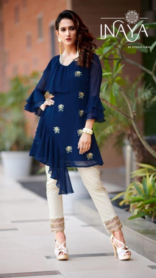 Studio Libas Inaya Eid Collection 24 Tunic & Pant