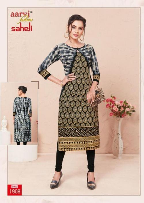 Aarvi Fashion Saheli 1908 Price - 255
