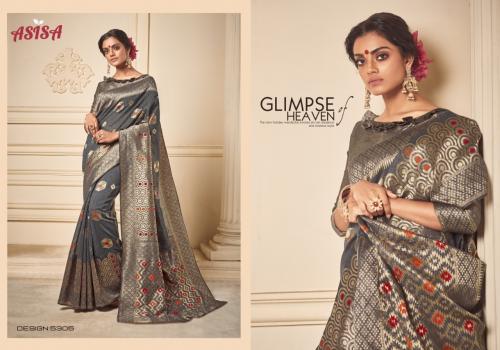 Asisa Saree Poorvi 5305 Price - 1415