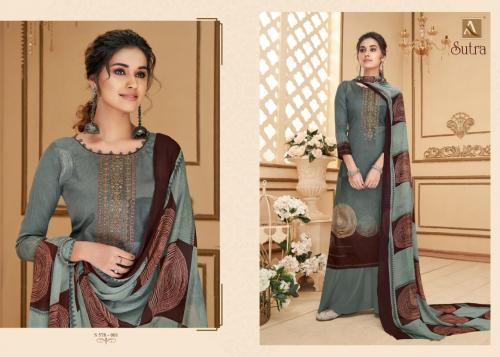 Alok Suits Sutra 578-001 Price - 785