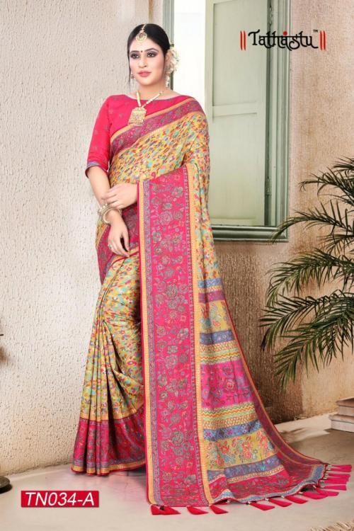 Tathastu Non Catalog Saree TN-34 A Price - 5655