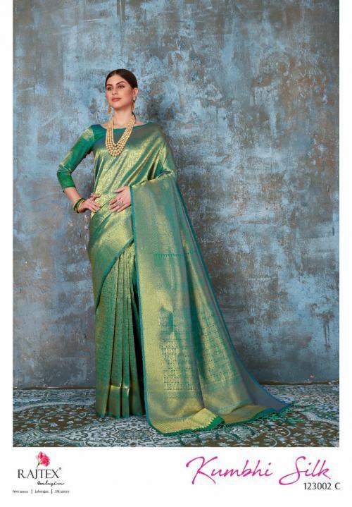 Rajtex Kumbhi Silk 123002 C Price - 1560